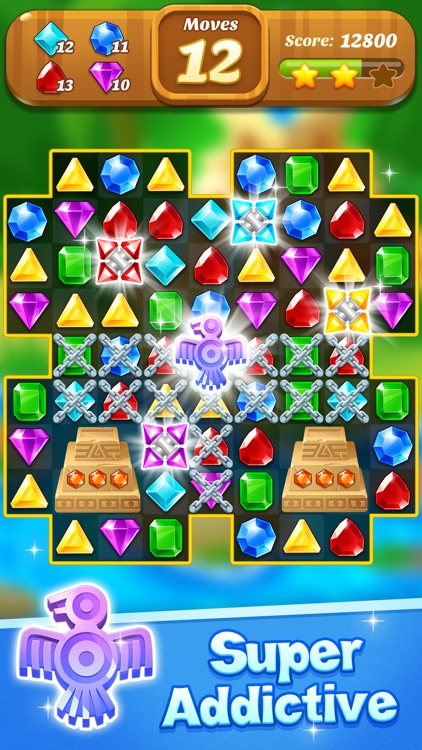 Jewel & Gems Mania 2019 screenshot-6