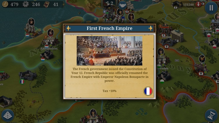 European War 6: 1804 screenshot-2
