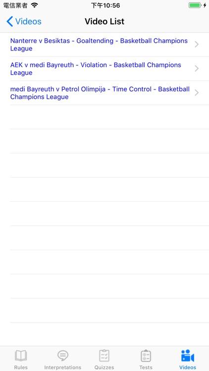 iBasketballRules screenshot-7