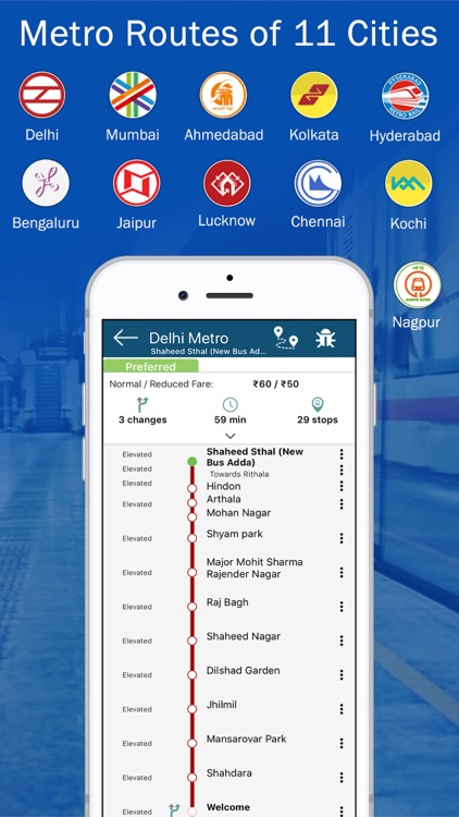 PNR, Live Train Status & Metro screenshot-7