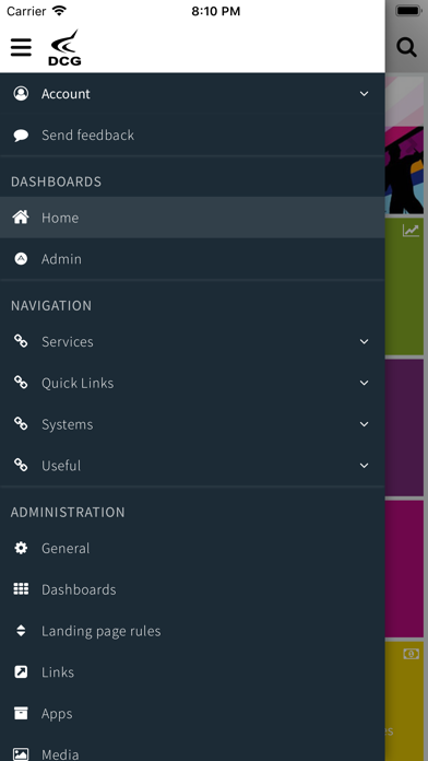 MyDCG screenshot 2