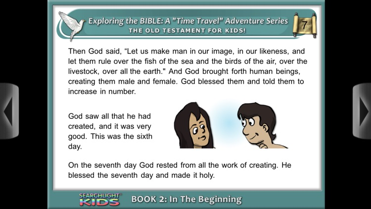 Searchlight® Kids: Bible 2 screenshot-4