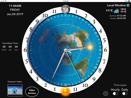 Flat Earth Sun, Moon & Zodiac screenshot 14