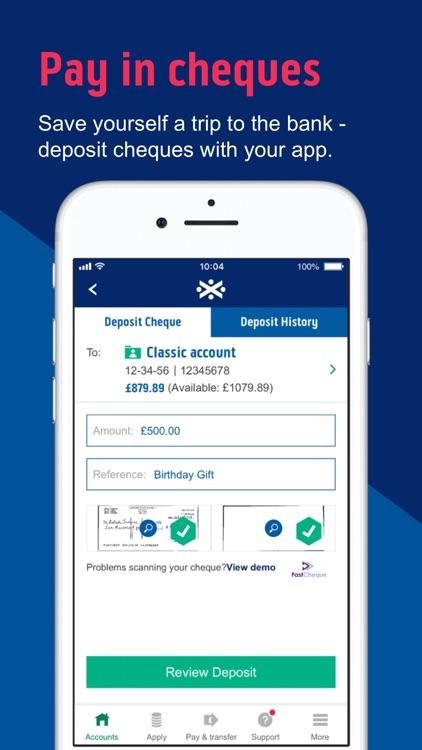 Bank of Scotland Mobile Bank screenshot-0