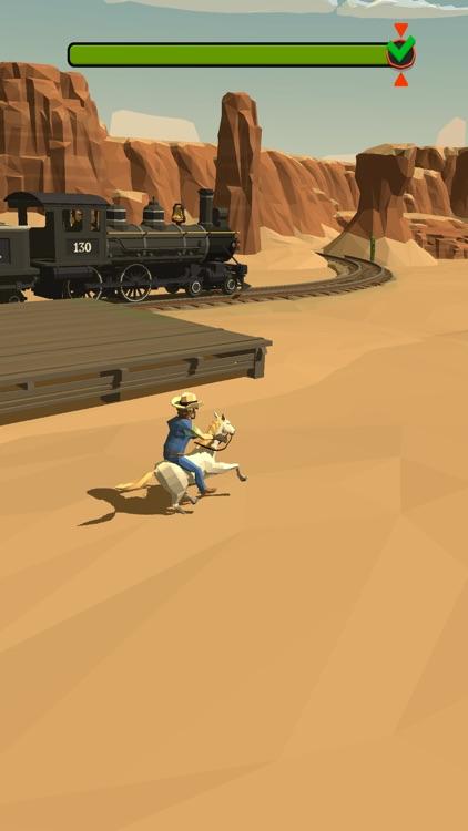 Cowboy Flip 3D screenshot-5