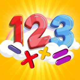Maths Hero: Equation Match 3