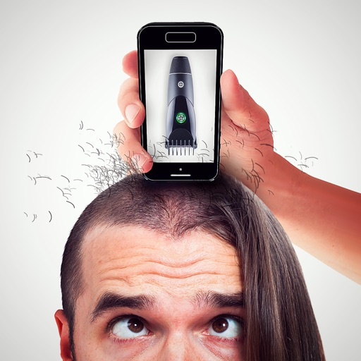 Hair Trimmer Prank!