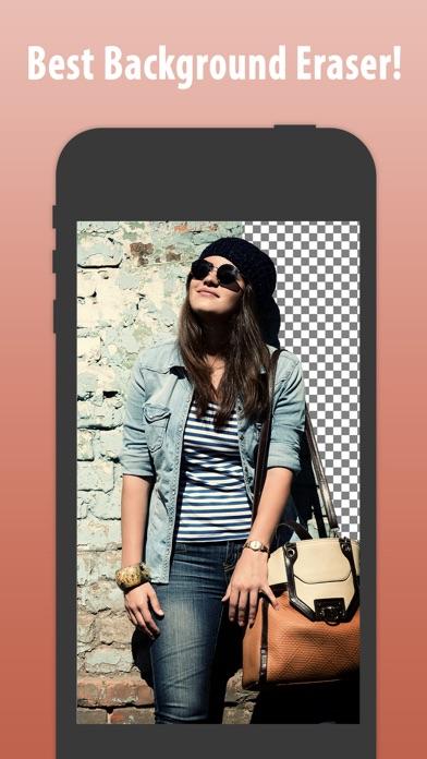 Screenshot for Foto Hintergrund Radiergummi in Austria App Store