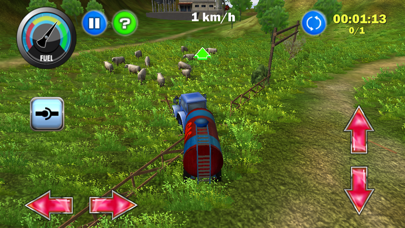 Screenshot from Tractor : More Farm Driving