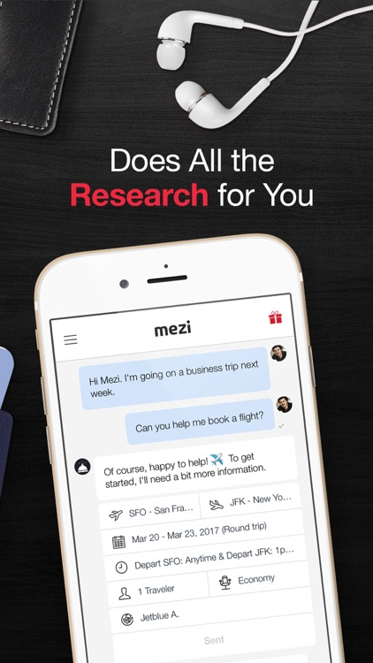 Mezi - Your Travel Assistant