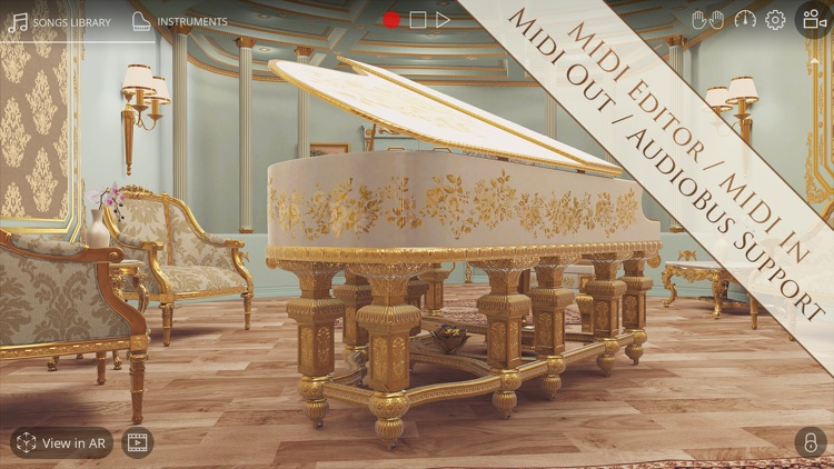 Piano 3D - Real AR Piano App screenshot-4