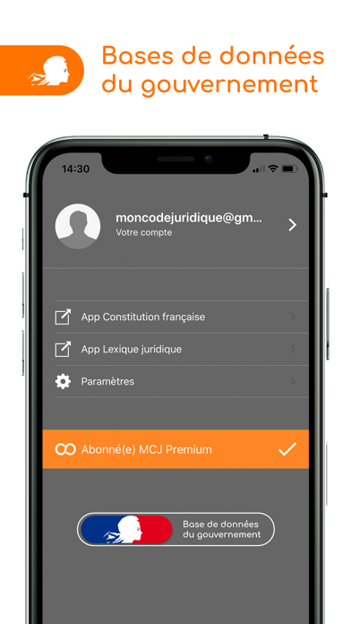messages.download MCJ - Les codes juridiques software