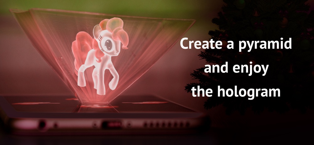 Hologramium 3D AR — VR Light hack tool
