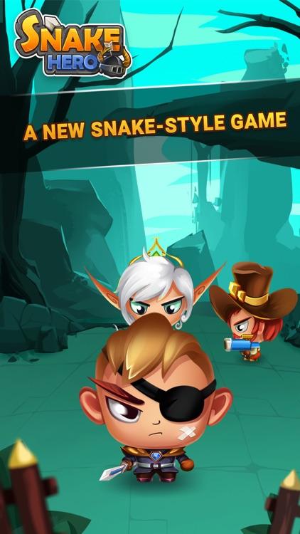 Snake Hero: Xenzia Battle