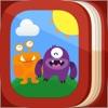 マイストーリー - 子供や教室向け絵本メーカー