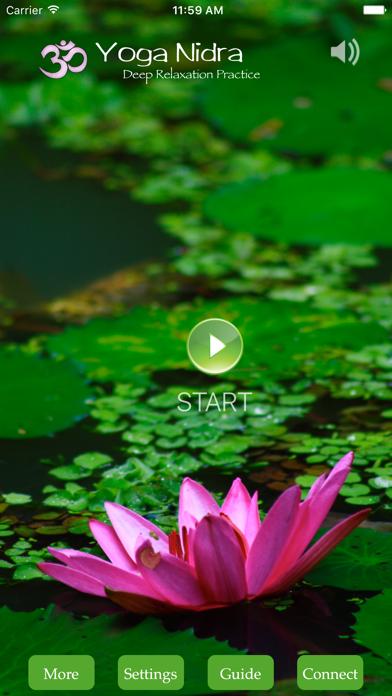 Yoga Nidra - Relaxation Lite screenshot one