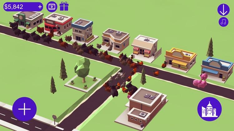 Piggy City screenshot-4