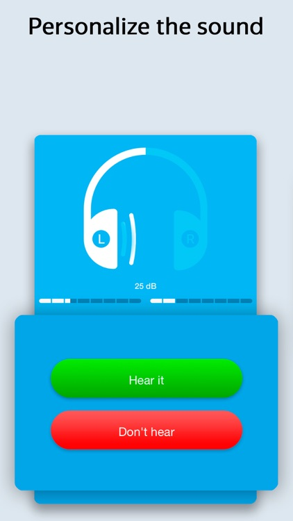Petralex Hearing Aid App screenshot-3