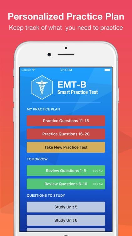 EMT Basic Exam Smart Prep + screenshot-3