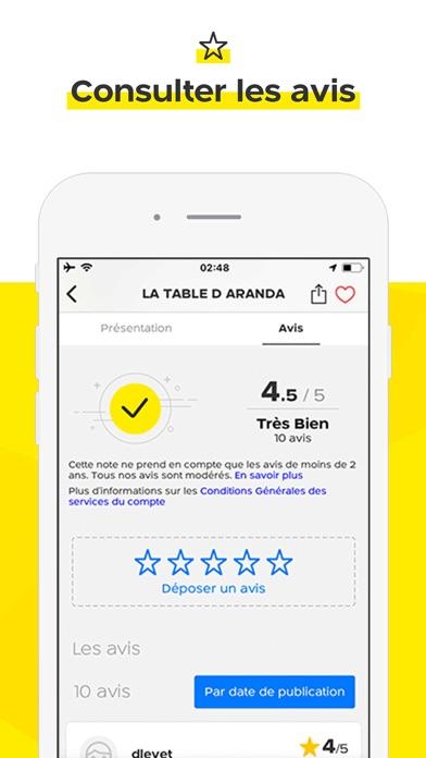PagesJaunes - Recherche locale screenshot two
