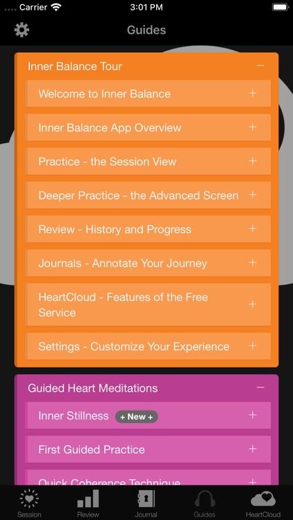 Inner Balance screenshot-7