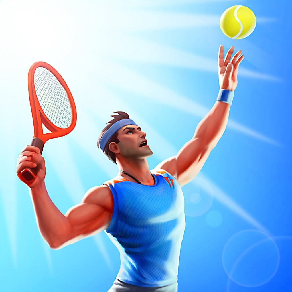 Tennis Clash: Online League img