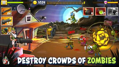 ZombieSmash: Time Travel screenshot three