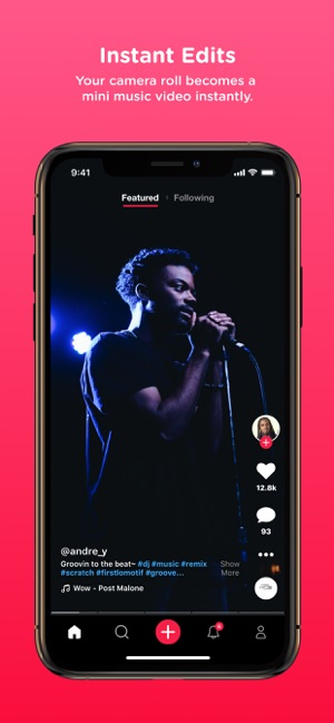 Lomotif - Music Video Editor on the App Store