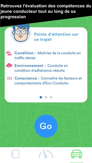 Screenshot #3 pour Coach AAC Conduite Accompagnée