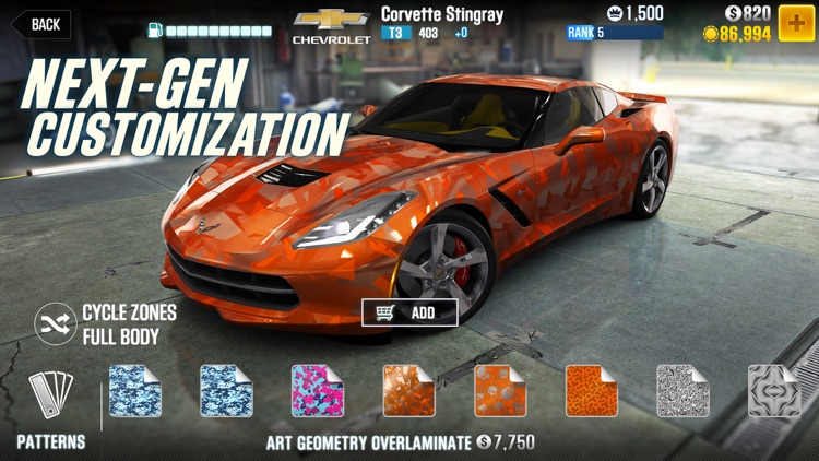 CSR Racing 2 – (iOS Games) — AppAgg
