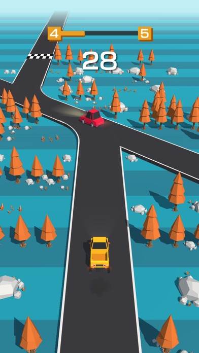 Traffic Run! screenshot 5