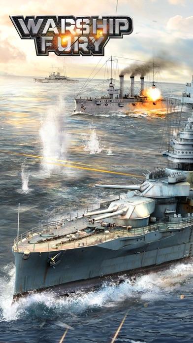 Warship Fury by 奇龙游戏 (iOS, United States) - SearchMan