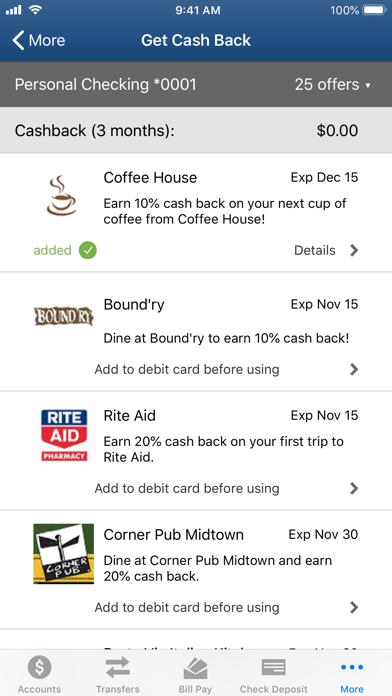 Evansville FCU Mobile BankingScreenshot of 7