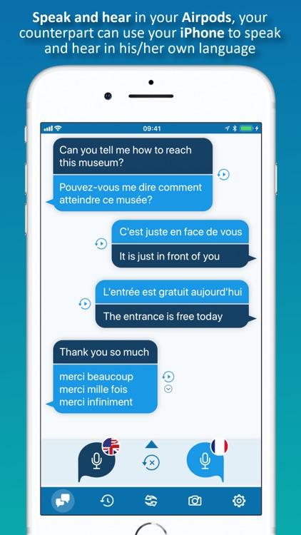 Voice Translator - Reverso screenshot-3
