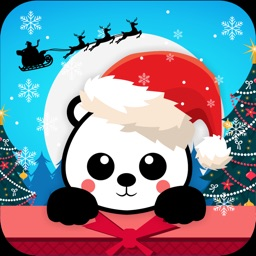 Christmas Lost Panda