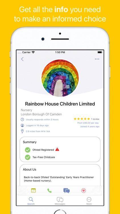 Childcare.co.uk screenshot-3