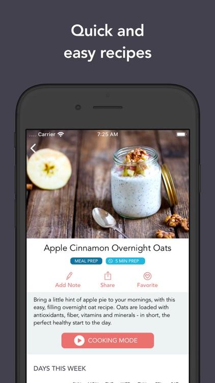 MealPrepPro: Meal prep planner screenshot-4