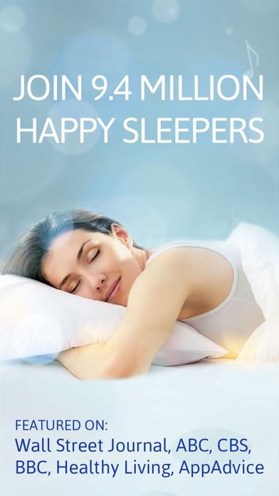 Sleep Sounds By Sleep Pillow review screenshots