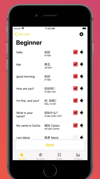 Learn languages with Lengo screenshot-4