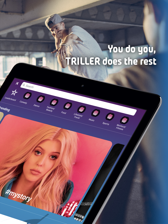 Triller: Social Video Platformのおすすめ画像2
