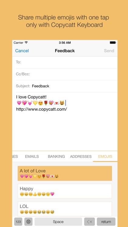 Copycatt - Secure Keyboard