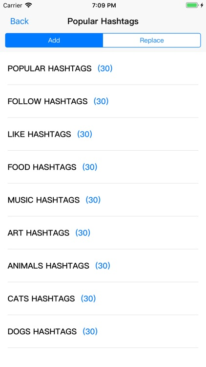 Likes Tags+ for Instagram screenshot-3