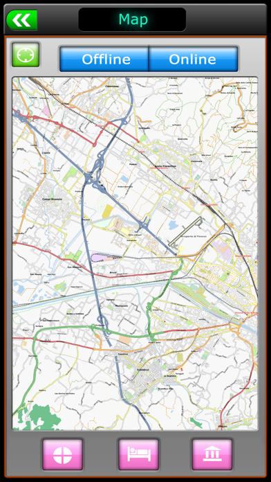 Florence Offline Map Travel