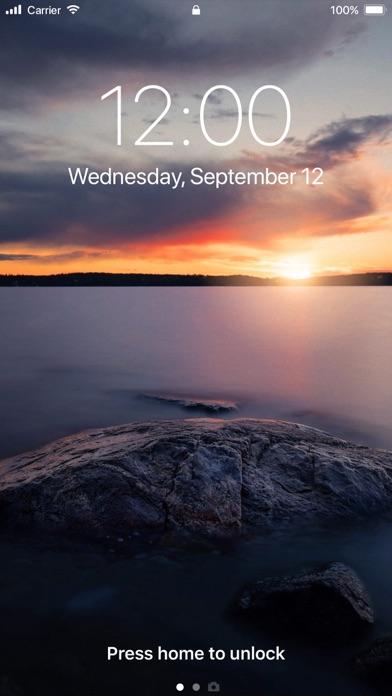 綺麗な壁紙 全てのiPhoneに対応 ScreenShot8