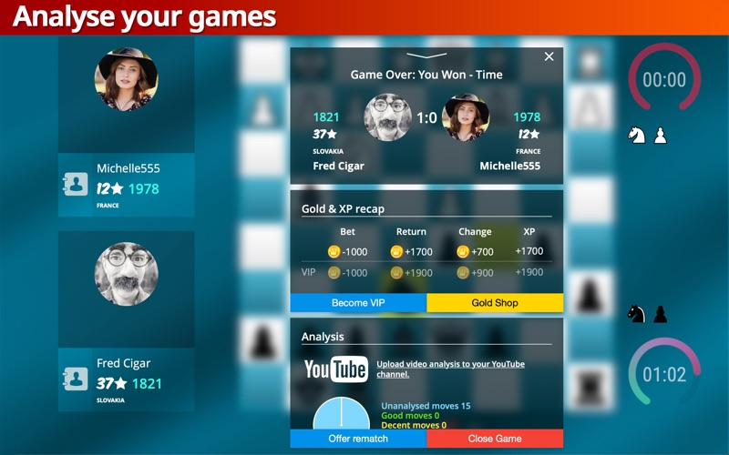 Chess Online + free Gold hack