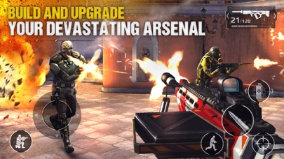 Screenshot from Modern Combat 5