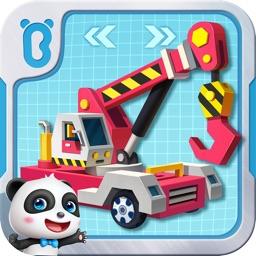 宝宝巴士汽车城-认识29款汽车的外型和用途