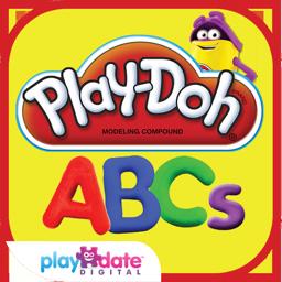 Ícone do app PLAY-DOH Create ABCs