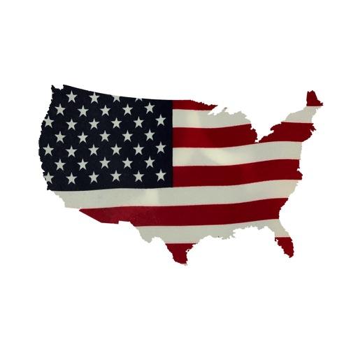 USA stickers!
