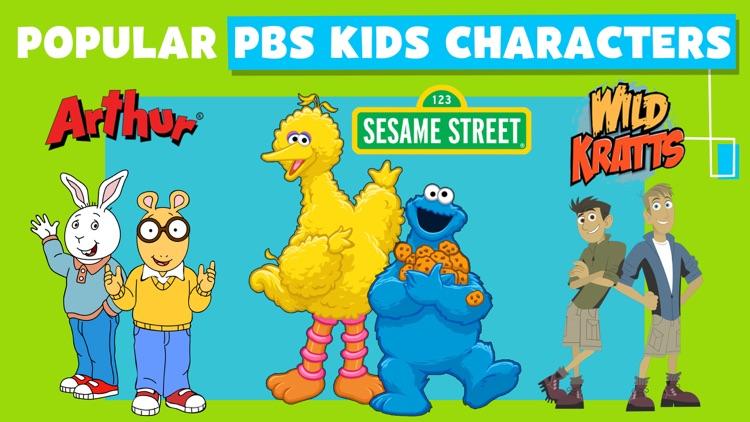 PBS KIDS Games screenshot-3